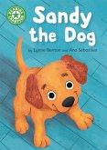 Reading Champion: Sandy the Dog