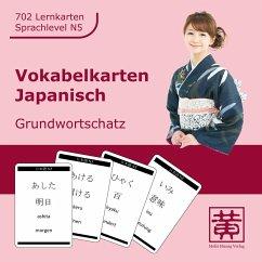 Vokabelkarten Japanisch - Ziethen, Dieter