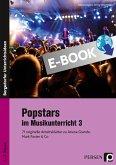 Popstars im Musikunterricht 3 (eBook, PDF)