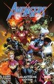 Avengers Neustart Paperback, Band 1 - Galaktische Götter (eBook, ePUB)