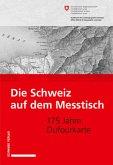 Die Schweiz auf dem Messtisch