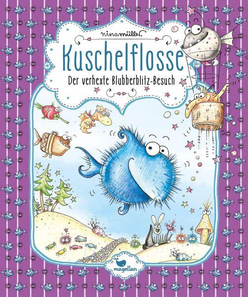 Buch-Reihe Kuschelflosse von Nina Müller