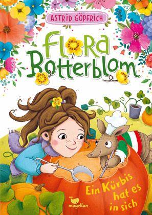 Buch-Reihe Flora Botterblom
