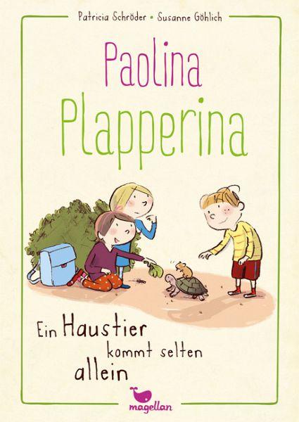 Buch-Reihe Paolina Plapperina