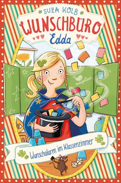 Buch-Reihe Wunschbüro Edda
