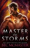 Master of Storms (Legends of the Storm, #5) (eBook, ePUB)