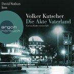 Die Akte Vaterland / Kommissar Gereon Rath Bd.4 (MP3-Download)