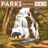 Pegasus FEU63570 - Parks, Brettspiel