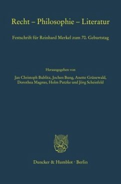 Recht - Philosophie - Literatur