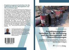 Projektmanagement-Techniken für die Verhütung und das Management von Ölverschmutzungen