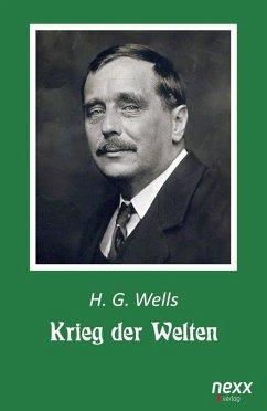 Krieg der Welten - Wells, H. G.
