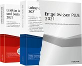 Entgeltwissen PLUS 2021 - Lohnsteuer Super-Tabelle & Lexikon Lohnsteuer und Sozialversicherung