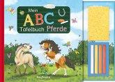 Mein ABC-Tafelbuch Pferde