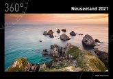 360° Neuseeland Kalender 2021