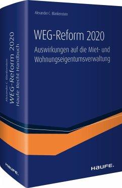 WEG-Reform 2020 - Blankenstein, Alexander C.