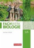 Fachwerk Biologie 5./6. Schuljahr. Sachsen-Anhalt - Schülerbuch
