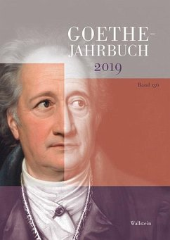 Goethe-Jahrbuch Band 136, 2019