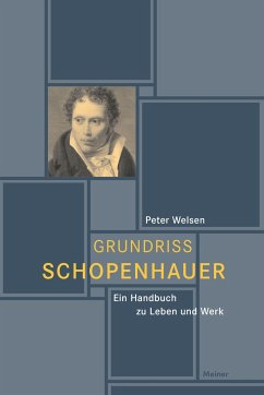 Grundriss Schopenhauer - Welsen, Peter