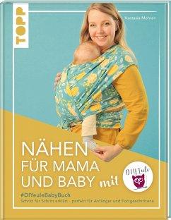 Nähen für Mama und Baby mit DIY Eule - Mohren, Nastasia