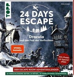 24 DAYS ESCAPE - Der Escape Room Adventskalender: Dracula und das Fest der Verfluchten - Zhang, Yoda