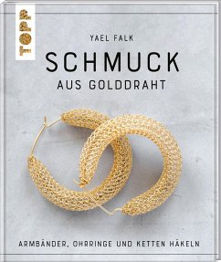 Schmuck aus Golddraht - Falk, Yael