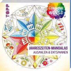 Colorful World - Jahreszeiten-Mandalas - Altmayer, Helga