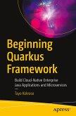 Beginning Quarkus Framework