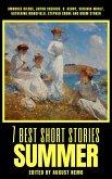 7 best short stories - Summer (eBook, ePUB)