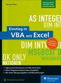 Einstieg in VBA mit Excel (eBook, ePUB)