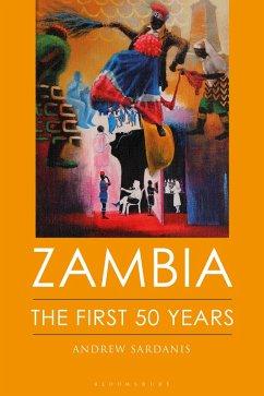 Zambia (eBook, PDF) - Sardanis, Andrew