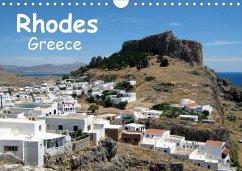 Rhodes - Greece (Wall Calendar 2021 DIN A4 Landscape)