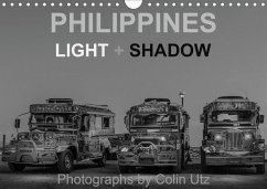 Philippines - Light and Shadow (Wall Calendar 2021 DIN A4 Landscape)