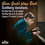 Goldberg-Variationen Bwv 988/Partiten 5 & 6