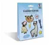 """Diamond Painting Sticker """"Animal friends"""""""