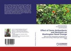 Effect of Some Antioxidants and Nutrients on Washington Navel Orange