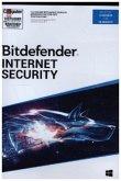 Bitdefender Internet Security, 10 Geräte, 18 Monate
