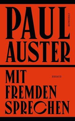 Mit Fremden sprechen - Auster, Paul