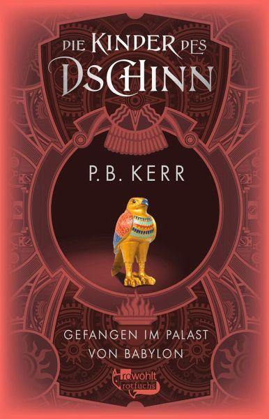 Buch-Reihe Die Kinder des Dschinn von P. B. Kerr