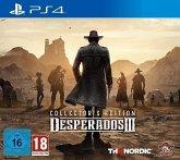 Desperados III Collectors Edition (PlayStation 4)