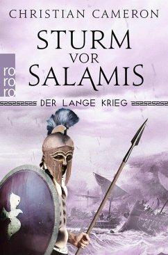 Sturm vor Salamis / Der lange Krieg Bd.5 - Cameron, Christian