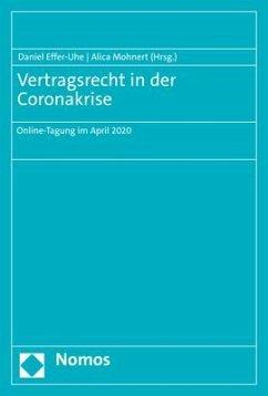 Vertragsrecht in der Coronakrise