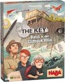 The Key Raub in der Cliffrock-Villa (Kinderspiel)