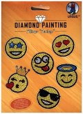 """Diamond Painting Sticker """"Smileys"""""""