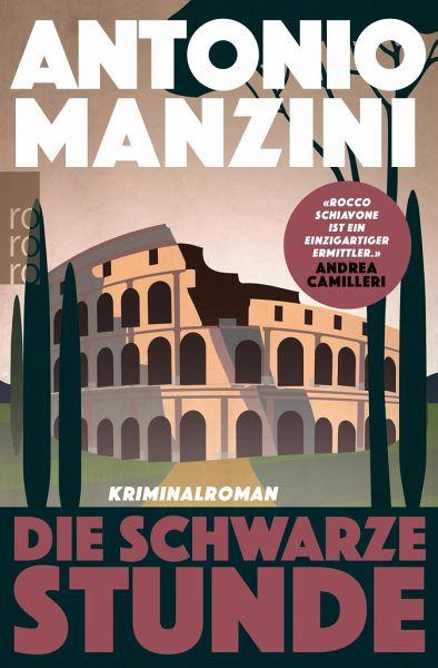 Buch-Reihe Rocco Schiavone von Antonio Manzini