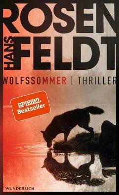 Wolfssommer / Hanna Wester Bd.1 - Rosenfeldt, Hans