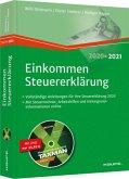 Einkommensteuererklärung 2020/2021,m.DVD-ROM