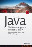 Java - die Neuerungen in Version 9 bis 14 (eBook, PDF)