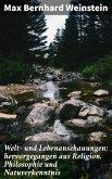 Welt- und Lebenanschauungen; hervorgegangen aus Religion, Philosophie und Naturerkenntnis (eBook, ePUB)