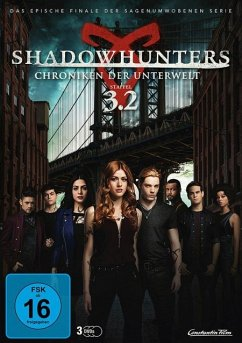 Shadowhunters - Staffel 3.2 - Katherine Mcnamara,Dominic Sherwood,Emeraude...