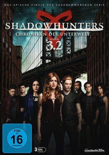 Shadowhunters Staffel 3.2 Dvd